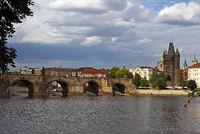 Charle Bridge, Prague, Czech Republic