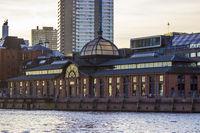 fish-auction-hall Hamburg Harbor