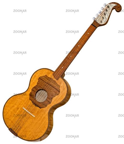 Wooden Tambourine Cutout