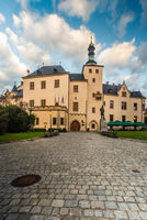 The picturesque historic town of Kutna Hora