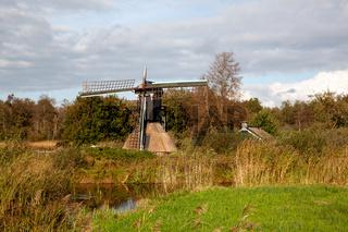 Muehle in den Niederlanden