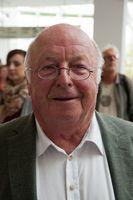 Norbert Blüm, german politician, at the Frankfurt Bookfair 2014, Frankfurt am Main