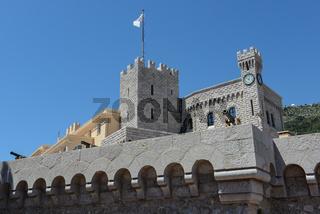 Monte Carlo Monaco Castle