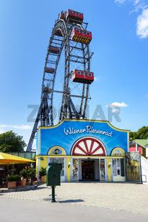 Wiener Riesenrad im Prater