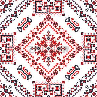Romanian traditional pattern 180