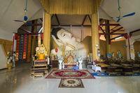 THAILAND CHIANG RAI WAT CHETAWAN