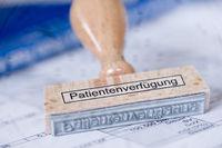 patient decree
