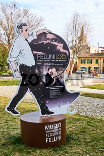 Museum of Federico Fellini in Rimini