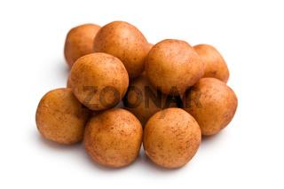 marzipan balls