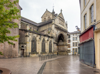 Saint-Maurices Basilica in Epinal