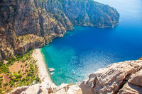 Butterfly Valley in Oludeniz