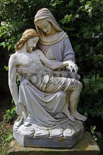 Maria mit dem Leichnam Christi