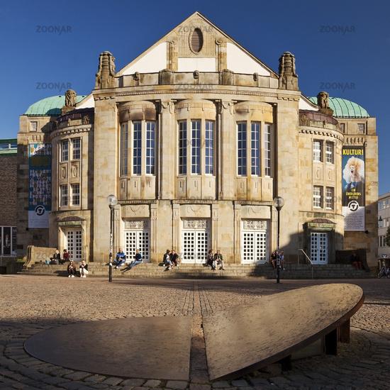 Theater, Osnabrueck, Lower Saxony, Germany, Europe