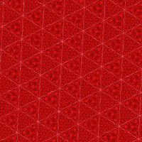 abstract red line pattern background