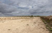 Rennbahn im Stadion, Ausgrabungsstätte, Kourion, Zypern