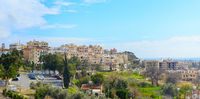 Paphos panorama skyline city Cyprus