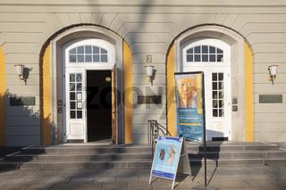 Aegyptisches Museum im Kurfuerstlichen Schloss, Bonn