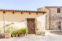 Old house on Sardinia