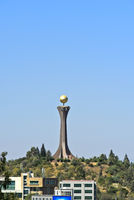Martyr's Memorial Monument, Mekelle, Tigray, Ethiopia
