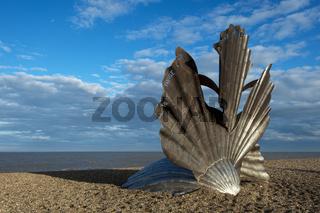 The Scallop Aldeburgh Suffolk