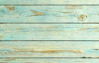 Wood aquamarine old planks texture background
