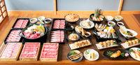 Japanese Sukiyaki and food