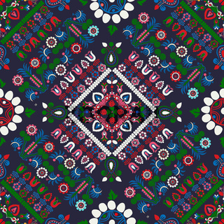 Hungarian embroidery pattern 47