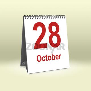 October 28th   28.Oktober