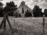 Lost Place in Mecklenburg-Western Pomerania, Germany