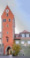 Upper city gate Meersburg