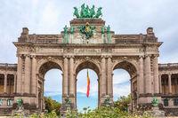 Parc Cinquantenaire – Jubelpark in Brussels