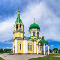 St Nicholas Church in Izmail, Ukraine