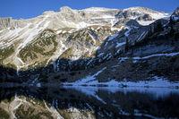 Soiernspitze in den Alpen