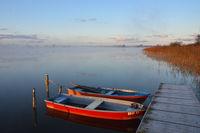 Latzig lake