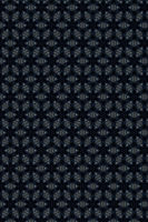 Dark blue grey  floor tile texture.  Background Intricate Filigree Seamless Pattern.