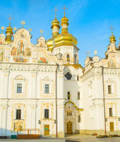 Dormition Cathedral Kiev Pechersk Lavra
