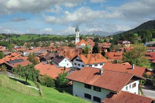Nesselwang,Allgaeu,Bayern,Deutschland