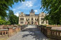 Evenburg Castle, Leer, East Frisia, Germany