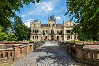 Schloss Evenburg, Leer, Ostfriesland, Deutschland