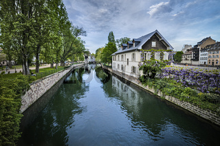 Strasbourg Canal View