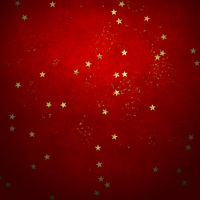 Christmas stars background