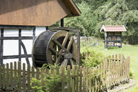 Kemenas Mühle historic watermill