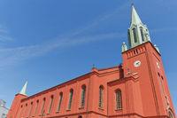St. Petri Church or St. Petri Kirke is a parish church in Stavanger, Norway