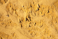desert sand texture background at Pinnacles Western Australia