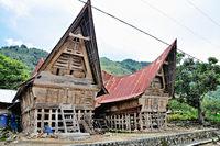 Of life of the Batak on Samosir Island Indonesia