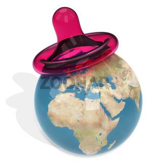 the condom