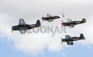 WWII formation