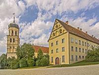 Bell tower at Heiligenberg Castle