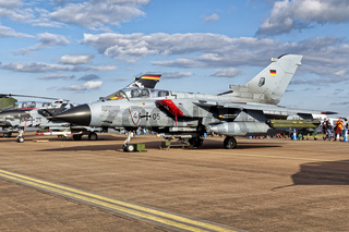 German Air Force Panavia Tornado IDS 46+05