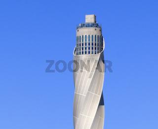 Thyssenturm, Aufzugstestturm,  Rottweil